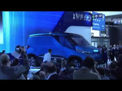 Iveco at the IAA Motor Show 2014 in Hannover