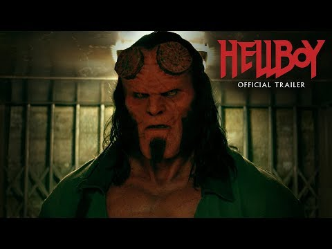 The First Trailer for the Upcoming Hellboy