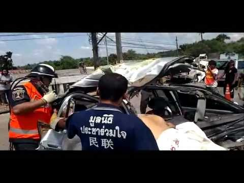 ว.40เสียชีวิตติดภายใน สะพานการะเกด