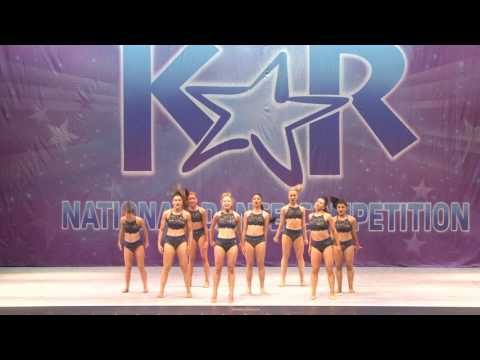 Best Contemporary // LOVE IN THE DARK - Xtreme Force Dance Company [Hayward, CA]