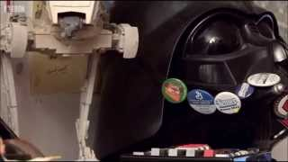Video Re-carded Star Wars figures on BBC Fake Britain MP3, 3GP, MP4, WEBM, AVI, FLV Juli 2018