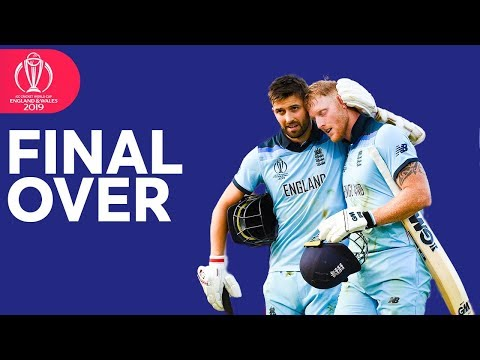 Incredible Final Over of England's Innings! | Stokes Forces Super Over | ICC Cricket World Cup 2019