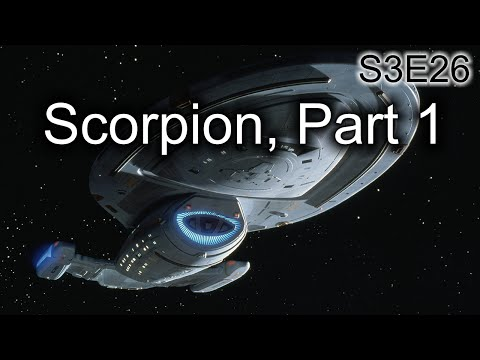 Star Trek Voyager Ruminations: S3E26 Scorpion, Part 1