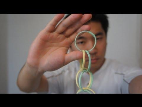 Origami Falling Rings (Yami Yamauchi)