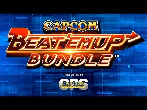 Capcom Beat 'Em Bundle Showcase (17 Sep 2018) Problem X, TheStreetWriter, Tyrant & Mark