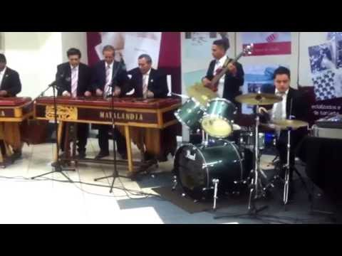 Cunen - Marimba Mayalandia interpretando Cunen en fiesta del compositor guatemalteco Rafael Ibarra en el centro comercial unicentro, celebrando los 191 años de indep...