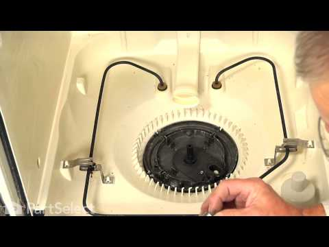Dishwasher Repair – Replacing the Drain and Wash Impeller Kit (Whirlpool Part # 675806)