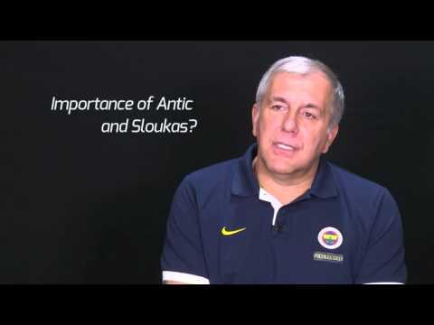 Pre-season Interview: Zeljko Obradovic, Fenerbahce Istanbul