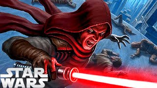 Video HOW TO BECOME A SITH - STAR WARS EXPLAINED MP3, 3GP, MP4, WEBM, AVI, FLV Maret 2018