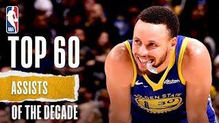 NBA's Top 60 Assists Of The Decade | #StateFarmAssists