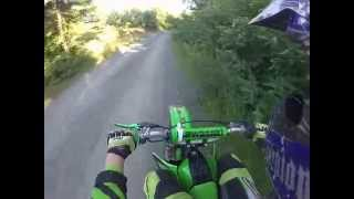 8. Kx85 TOP SPEED!