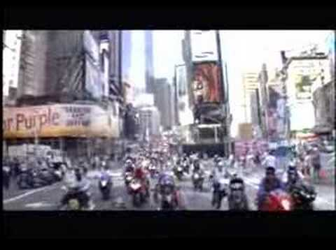 SUPER BIKES! - NEW YORK CITY