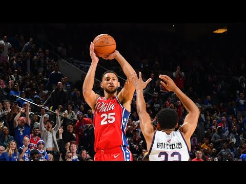 Ben Simmons Highlights vs Guangzhou Long-Lions 21 Pts 7 Rebs 8 Asts (10.08.2019) NBA Preseason