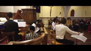 Extrait du concert de l'ensemble Flame #3