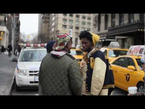 0 Street Etiquette   New York Fashion Week: Fall/Winter 2013 | Video