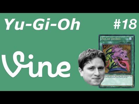 Yu-Gi-Oh Vine | Pot of Desires Be Like...