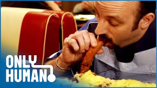 Video Beating the 2,000,000 Calorie Buffet | Only Human MP3, 3GP, MP4, WEBM, AVI, FLV Oktober 2018