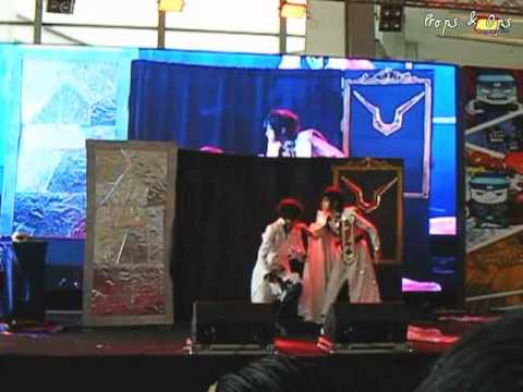 Thailand Comic Con Cosplay Performance Contest Team 01 – Code Geass