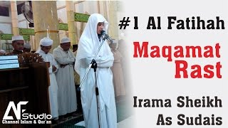 Surah Al Fatihah Maqamat Rast