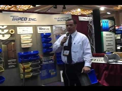 Tapco presents their Elevator Buckets