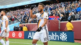 Giovani dos Santos scores against Minnesota United Want to see more from the LA Galaxy? Subscribe to our channel at ...