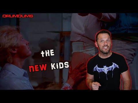 DRUMDUMS REVIEWS THE NEW KIDS (1985 Sean Cunningham Thriller)