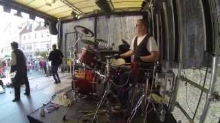 Ravenking – Live am Lindauer Stadtfest 2013 – Good Friend