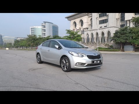 2013 Kia Cerato 2.0 Start-Up, Full Vehicle Tour and Test Drive