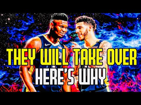 Lonzo Ball & Zion Williamson Will Soon Take Over The NBA, Here's Why?!?!