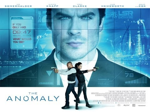 The Anomaly movie official trailer