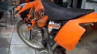4. ktm 105 sx review/update