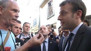 Video Emmanuel Macron chahuté à Lunel: ce qu'il s'est passé MP3, 3GP, MP4, WEBM, AVI, FLV Mei 2017
