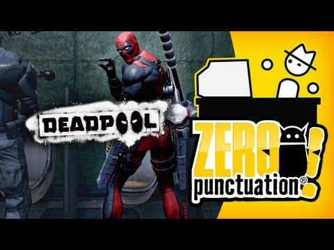 DEADPOOL (Zero Punctuation)