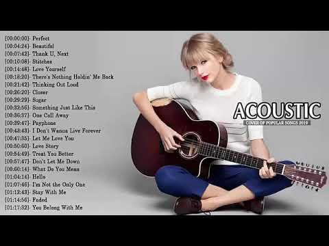 Best Instrumental Music 2019 : Top 40 Acoustic Guitar Covers Of Popular Songs All Time