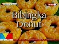 BP: Bibingka donut na may iba't ibang flavor, patok tuwing ber months