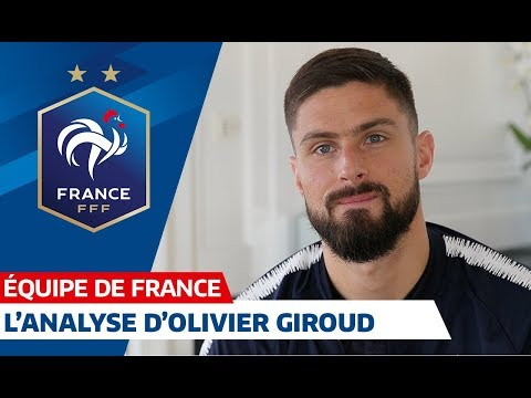 Video L'analyse d'Olivier Giroud, Equipe de France I FFF 2018 download in MP3, 3GP, MP4, WEBM, AVI, FLV January 2017