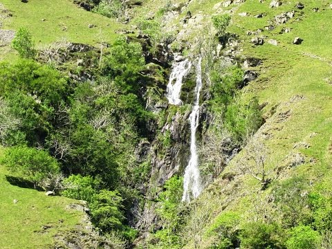 Cautley Spout from Cross Keys near Sedbergh round | yorkshire dales  Walks