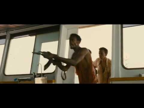 "CAPTAIN PHILLIPS - ""The Pirates Take The Maersk Alabama"" - On Blu-ray, DVD & Digital 10th February"