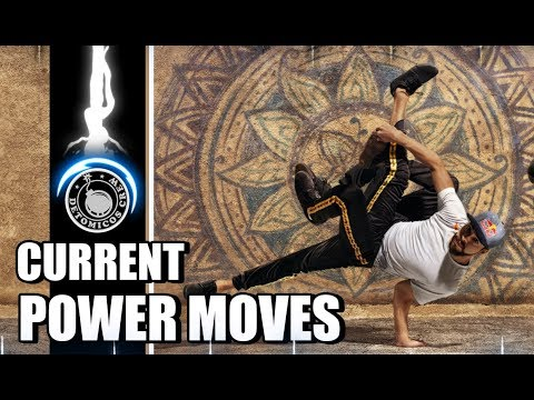 POWER MOVES High Level 2015