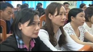 Khai giảng lớp bồi dưỡng lý luận chính trị cho đảng viên mới khóa I-2017