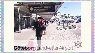 ️READ ME (Click HD for better Quality): Hi Loves this is my Vlog on the departure area and arrival of Göteborg Landvetter Airport so you know what to expect ...