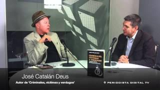 """José Catalán Deus: """"El suceso se ha trivializado y ha perdido protagonismo"""""""