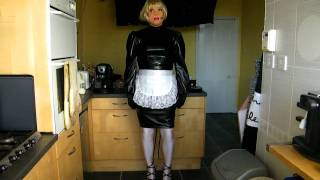 Mistress Speaks To Her Sissy Maid
