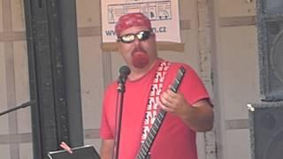 Video jestřebský festiválek 15. 8. 2015 - VVPAL - Medvěd (včera sem mě
