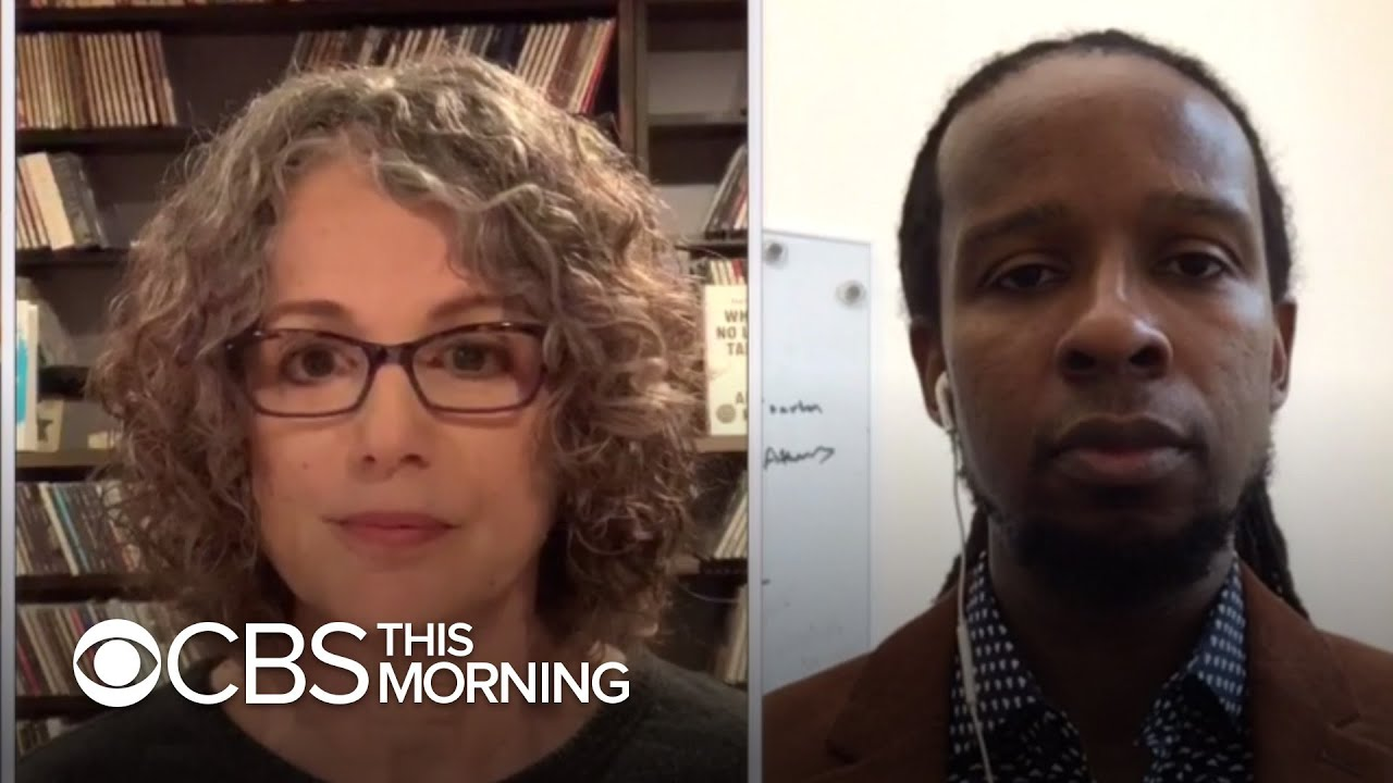 Authors Robin DiAngelo and Ibram X. Kendi on how to become aware of privilege