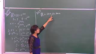Mathematics, Class:XII   Chapter: Differential equations   Topic: NCERT Exercise   Classroom lecture by Swati Mishra. Language : English mixed with Hindi.