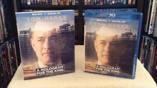 A Hologram for the King (2016) Blu Ray Unboxing & Review - Tom Hanks