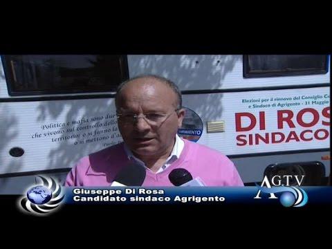 Giuseppe Di Rosa denuncia il frazionamento e vendita di villa Genuardi