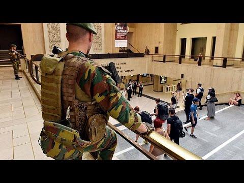 Βέλγιο: Έρευνες και μέτρα μετά την τρομοκρατική ενέργεια που απετράπη