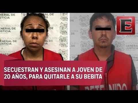 A proceso legal pareja implicada en asesinato de joven embarazada en Tampico